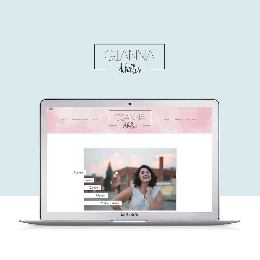 CUSTOM WIX WEBSITE DESIGNS by forty-ninth street previously Brand Bee, Molly, Millicent, Moriah, Gianna and Missy