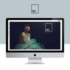 Boss website + logo design