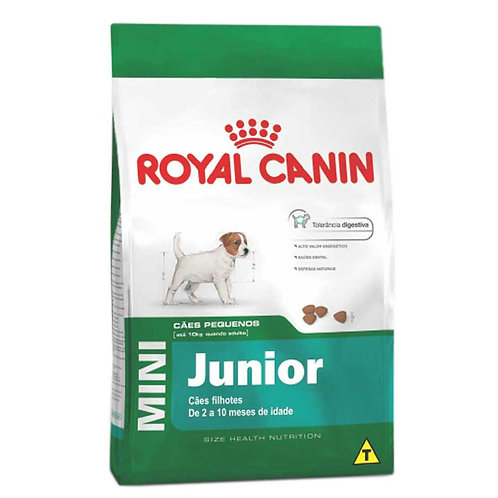 Royal Canin Mini Junior 2,5kg