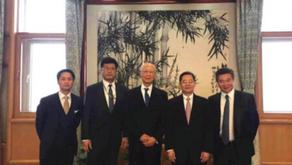 外交部接待凯笙董事长倪举凌:一个美籍华裔的文化情结