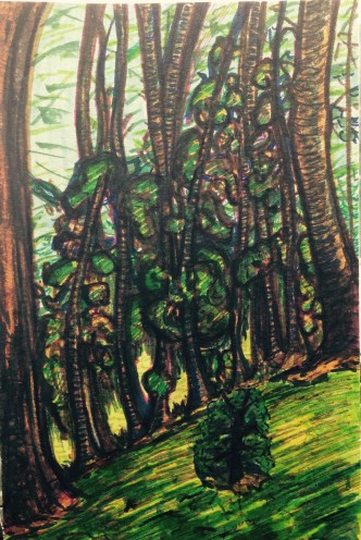 Tall Trees, part 3