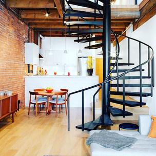 Rénovations escaliers