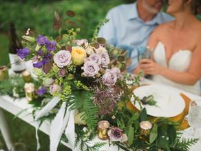 Wedding Florals with Twiggage & Bloom - Vancouver Wedding Photographer