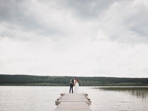 Kelsey & Scott - 100 Mile House Wedding - Fraser Valley Wedding Photographer