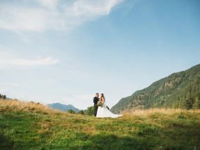 Kristy & Graeme Golden Eagle Golf Club Wedding - Pitt Meadows Wedding Photographer