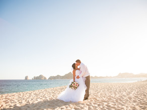 Eva & Robin Destination Wedding - Los Cabos Mexico - Destination Wedding Photographer