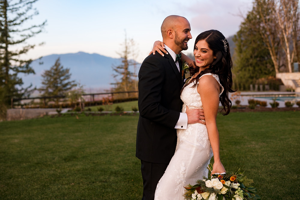 bc winery wedding