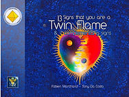 13 Signs that You are a Twin Flame & 7 complementary signs e-book front cover