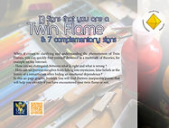 13 Signs that You are a Twin Flame & 7 complementary signs e-book back cover
