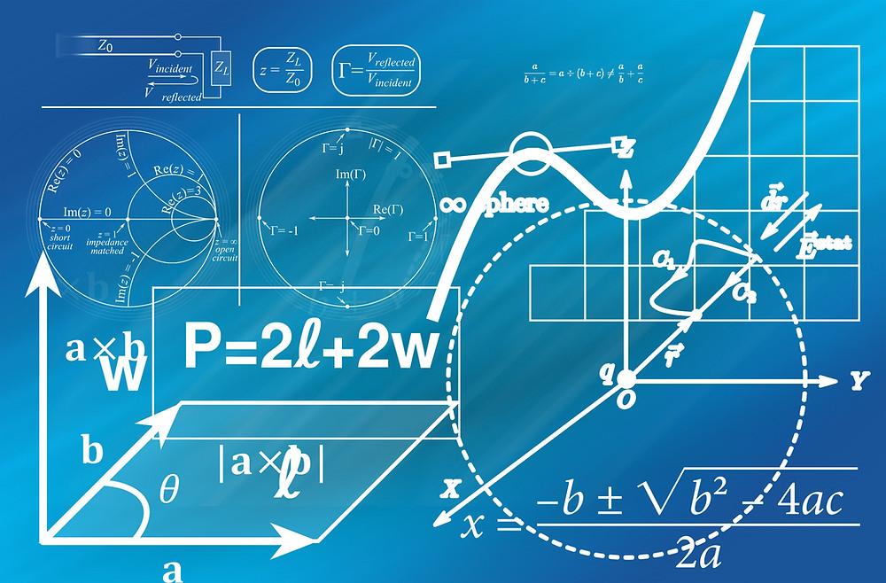 Equations Illustration