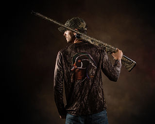 Hunting apparel, shirt, camouflage