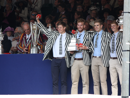 Molesey are Wyfolds Champions 2015