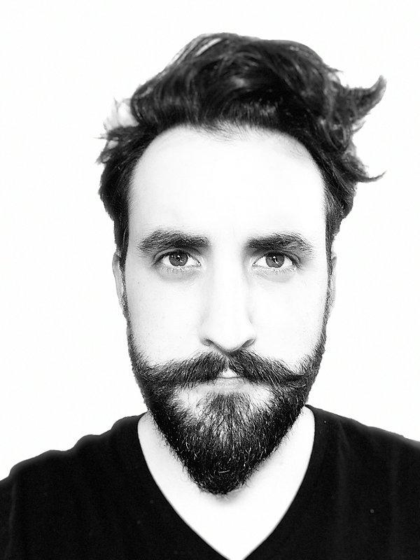 AO GRYVE Joshua Jandreau portrait photograph picture black and white