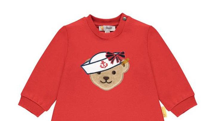 """Sweatshirt """" Matrosenmädchen """" Steiff"""