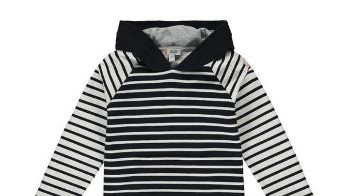 Steiff Sweatshirt gestreift