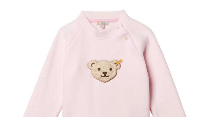 Steiff Fleece Pullover mit Teddy