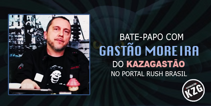 Conversamos com Gastão Moreira do Kazagastão