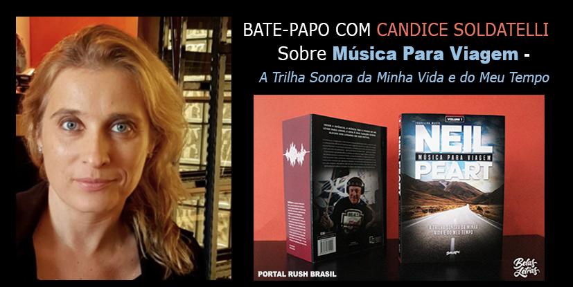 Bate-papo com Candice Soldatelli - PRB