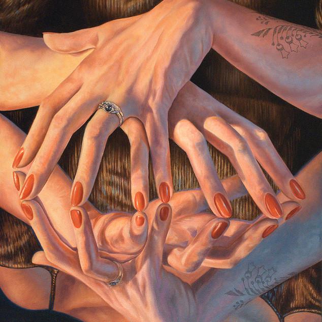 Rebekka's Hands