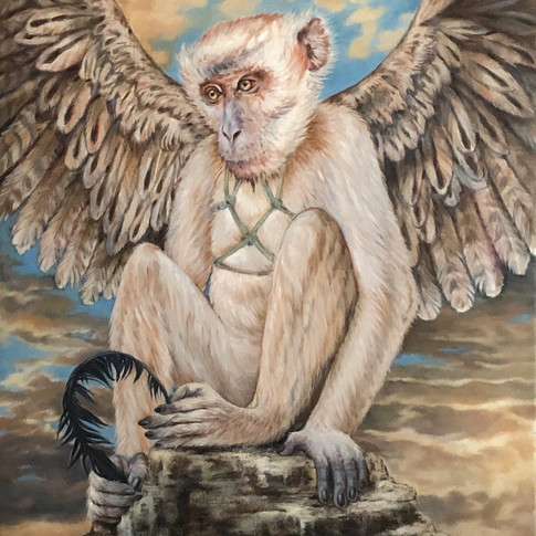 The Monkey Who Longed to Fly (pt. 2)
