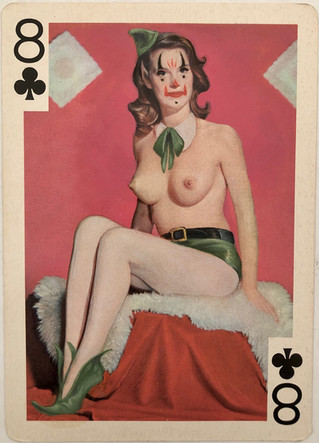 8 of Spades (Christmas Elf)