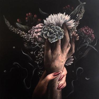 Floral Nocturne # 3