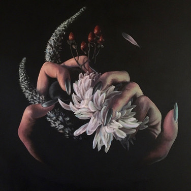 Floral Nocturne # 4
