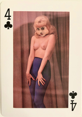 4 of Clubs (Eraserhead/Lady in the Radiator)