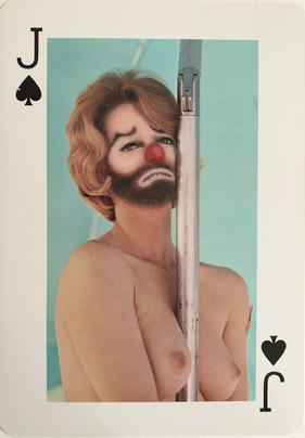 Jack of Spades (Emmett Kelly)