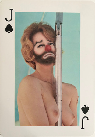 Jack of Spades (Emmett Kelly)