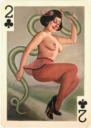 Ace of Clubs (Eve)