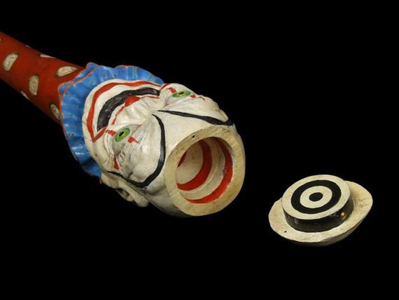 Clown Stick (Head Open)