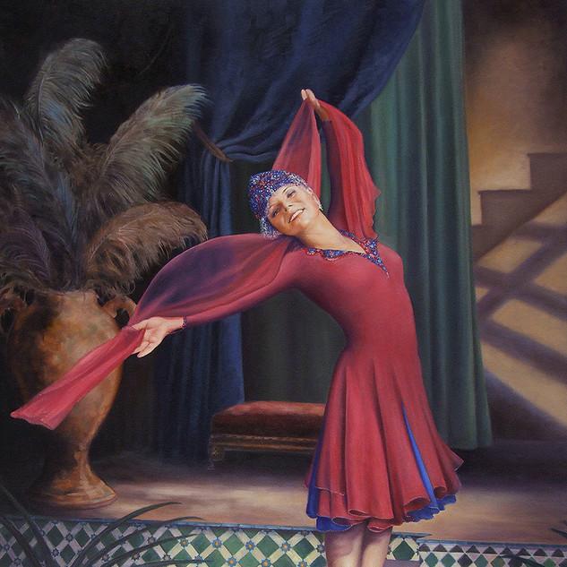 Dvorah the Dancer
