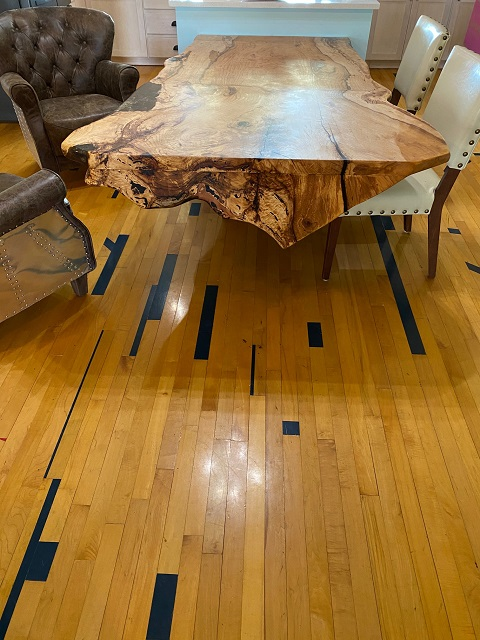 Hican Dinette table