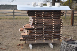 Elm, Drying Stack 1