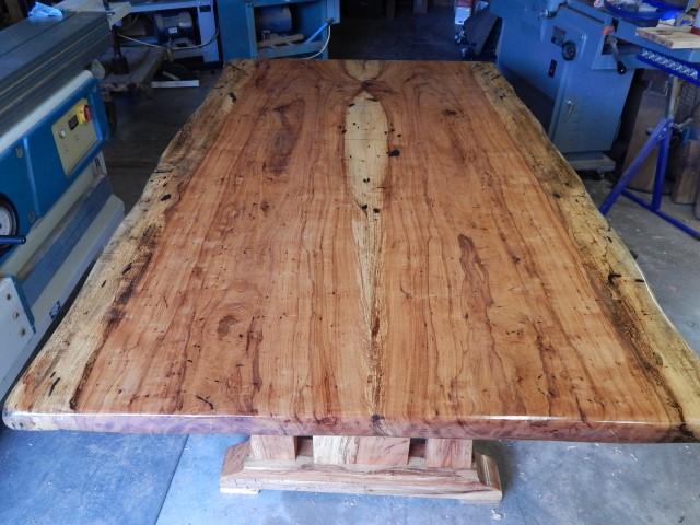 Pecan Table, B.Leatherwood 4060