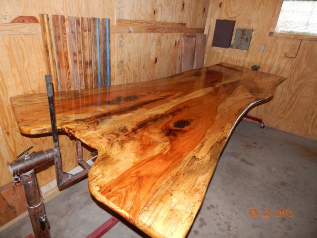 Pecan table top, Williams  0797.JPG