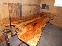Pecan table top, Williams  0797.JPG
