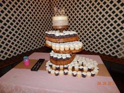 Cupcake stand, Jeff S. 0807