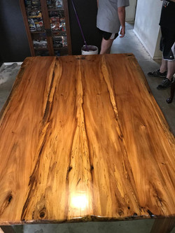 Ash table top JT Stuewe