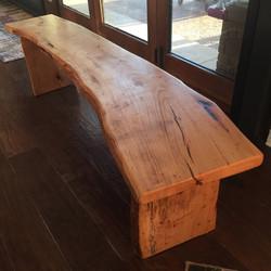 Pecan bench_5184