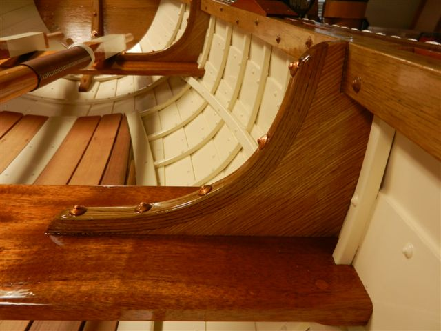 Gordon C. 7 foot rowboat with western red cedar planks , white oak frames 2.jpg