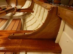 Gordon C. 7 foot rowboat with western red cedar planks , white oak frames 2.jpg