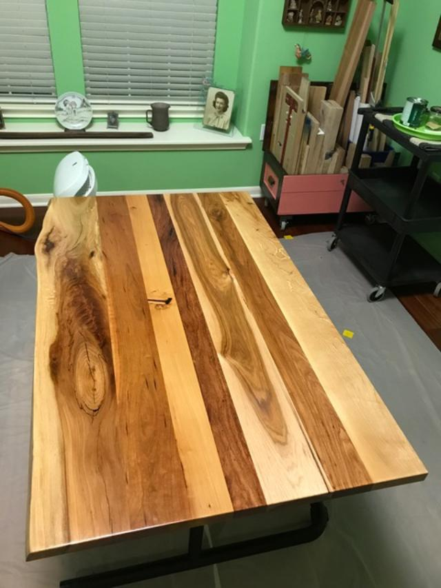 Sycamore Table Randy Pensabene