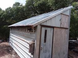 Solar Kiln, new roof_153500