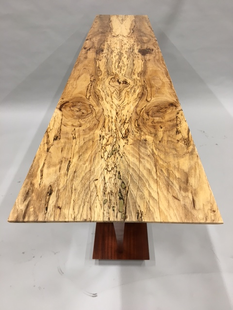 Pecan,Table, Spalted, Jason Bedre