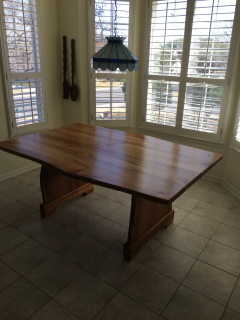 Willow Table 6'x4' 0056