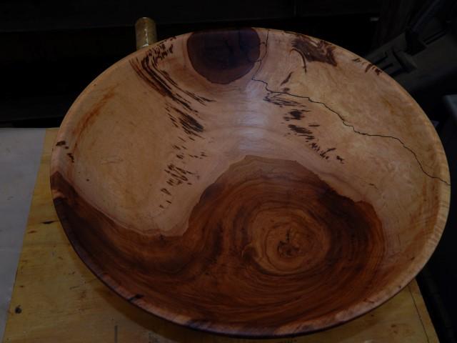 Bowl, Pecan 2327