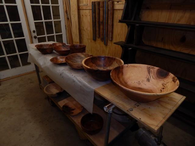 Bowls, Pecan 2325