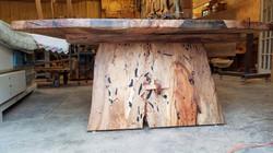 Pecan Table _151642